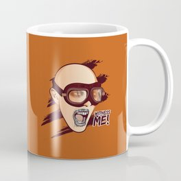 Witness Me Coffee Mug