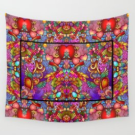 Kayladoodles Wall Tapestry