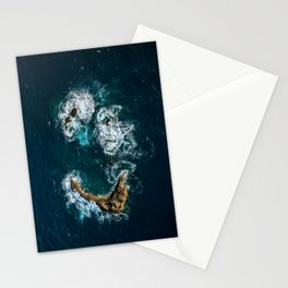 Sea Smile - Ocean Photography Stationery Cards