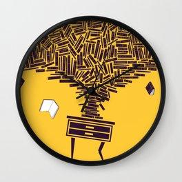 Despendientes -  Bedside table avalanche Wall Clock