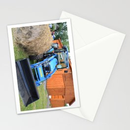 New Holland Workmaster 75 Tractor 1 Stationery Cards
