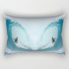 Love of the Surf Rectangular Pillow