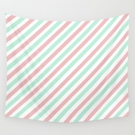 Candycane Wall Tapestry