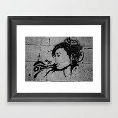 Let The Music Take You Framed Art Print