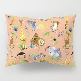 Africa Pattern Collection 3 Pillow Sham