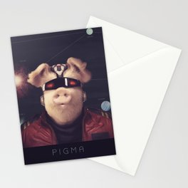 Star Team - Pigma Stationery Cards