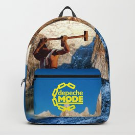 Construction Time Again Expanded Backpack