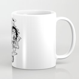 Flatbush Zombies BW Coffee Mug