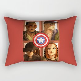 Team America Rectangular Pillow