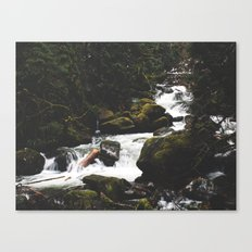 Oregon Spring Canvas Print