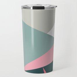 Modern Geometric 64 Travel Mug