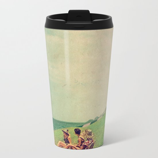 The Sun Forgot Us Metal Travel Mug