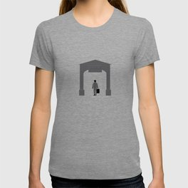 Dickinson Metal Works (DEAD MAN) T-shirt