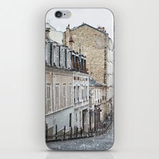 Montmartre, Paris. iPhone Skin