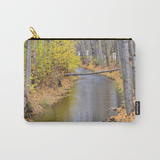 Autumn Stream II Carry-All Pouch