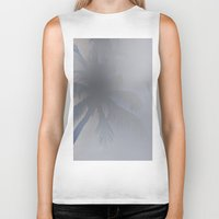 palm tree Biker Tanks featuring PALM TREE by vlphotography