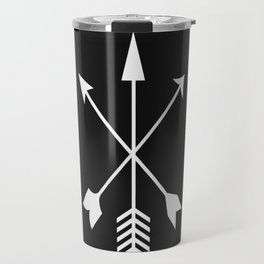 Arrow Design Travel Mug