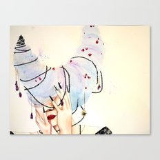 Queen of Dreams Canvas Print