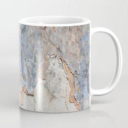 Flaking Weathered Wall rustic decor Coffee Mug