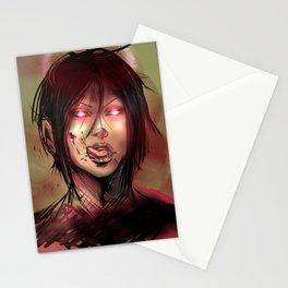 Sebastian Michaelis Stationery Cards