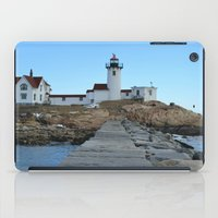 lighthouse iPad Cases featuring LIGHTHOUSE by OSSUMphotos