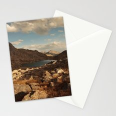 Wind River Mountains and Alpine Lake Stationery Cards