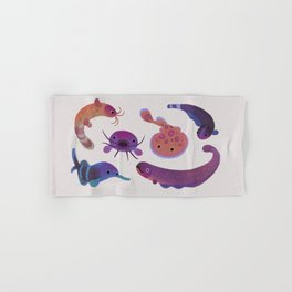 Electric fish Hand & Bath Towel