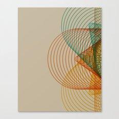 cones Canvas Print