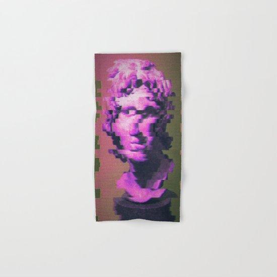 Alexander The Great Hand & Bath Towel