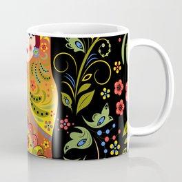 Russian matrioshka Coffee Mug