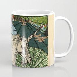 Unicorn Amongst Umbrellas IX Coffee Mug