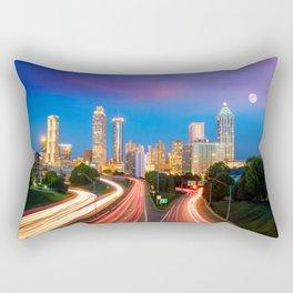 Atlanta 02 - USA Rectangular Pillow