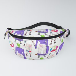 LOVE is no BUTT Joke Fanny Pack