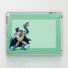 Another Strong man in a super hero costume Laptop & iPad Skin