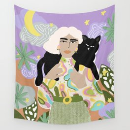Witchy Woman Wall Tapestry