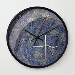 Deism Wall Clock
