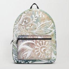 Paisley Earth Backpack