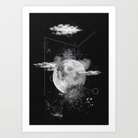 journey Art Prints featuring Journey by Sushant Vohra