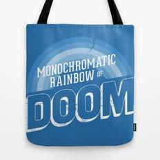 Rainbow of DOOM Tote Bag