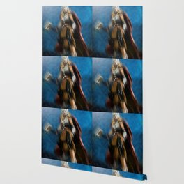 Thor, the Goddess of Thunder Wallpaper