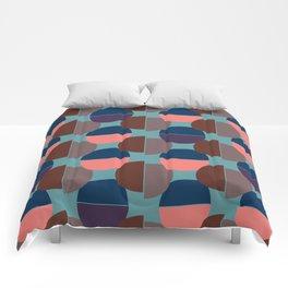 Geometric Abstract #1 Comforters