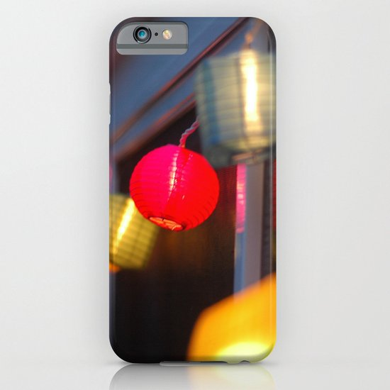 Paper Lanterns iPhone & iPod Case
