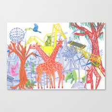 Reforestation Canvas Print