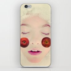 äppelkind iPhone & iPod Skin