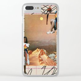 The Wonders of Nature Clear iPhone Case