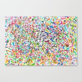 The 2nd Simple Thing Canvas Print