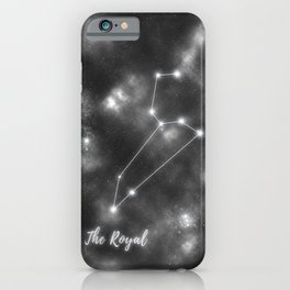The Royal iPhone Case