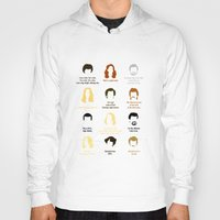 quotes Hoodies featuring Boogie Quotes by Derek Eads