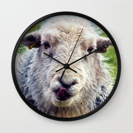 Anarchy in the UK Wall Clock