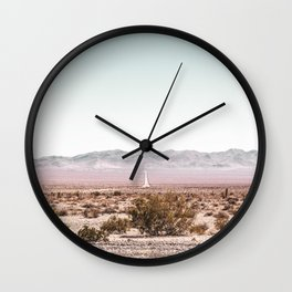 My cats would love this place. Wall Clock